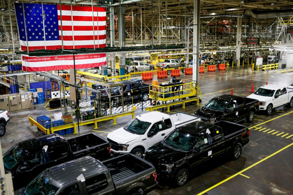 Ford Motor Company Bay Controls Banner Image