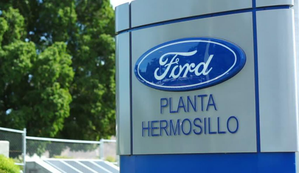 Ford Hermosillo Assembly Bay Controls Banner Image